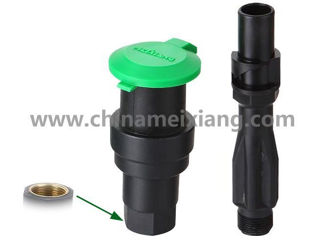 Bsp 3/4′′ Female Quick Coupling Irrigation Valve (MX9103)