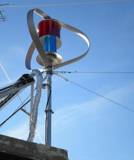 2kw Wind Turbine (Wind Generator 200W-10KW)