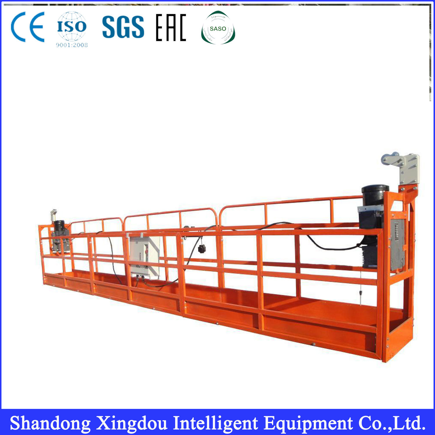 Zlp Series Electrical Working Gondolas Platform Suspended