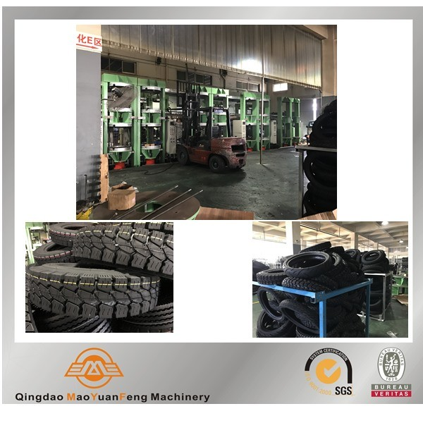 Mc Bc M/C B/C Motorcycle Bicycle Rubber Curing Press Rubber Machine with ISO