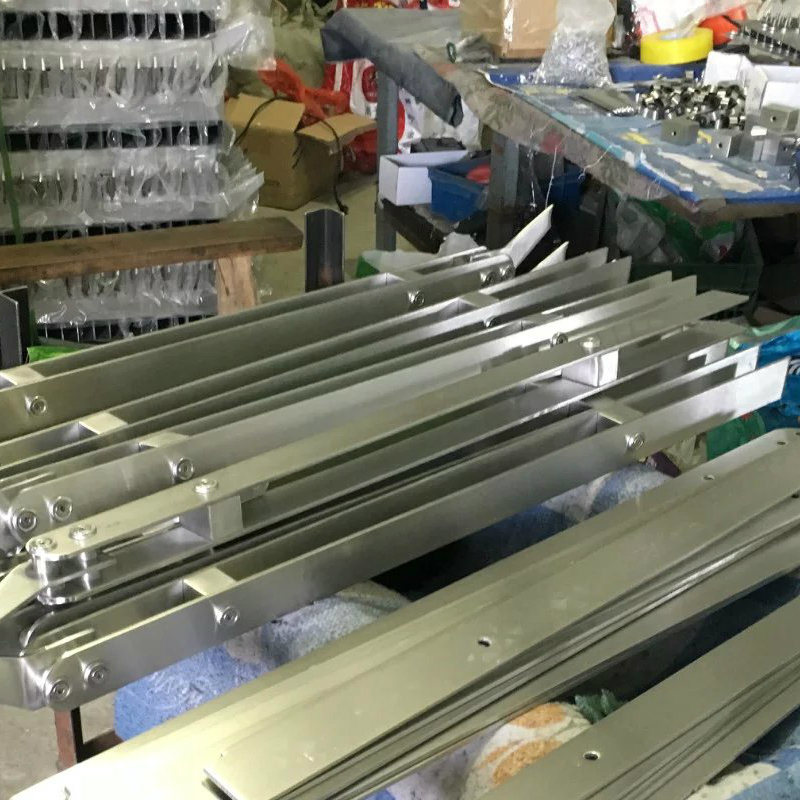 304 or 316 Stainless Steel Guardrail
