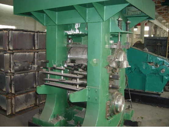 4 Rollers Reversible Cold Rolling Mill Production Line From Alice