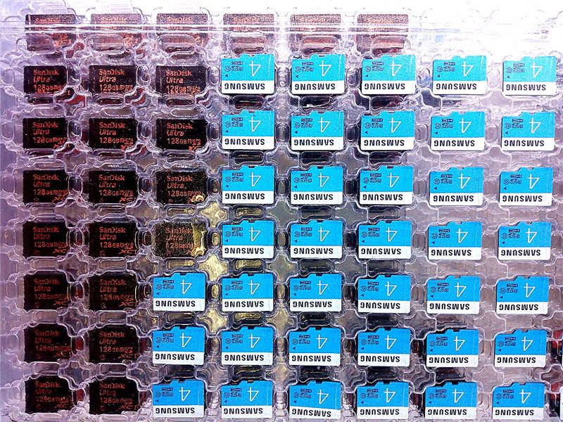 OEM 8GB 16GB 32GB 64GB 128GB Micro SD Card Full Capacity Made in Taiwan