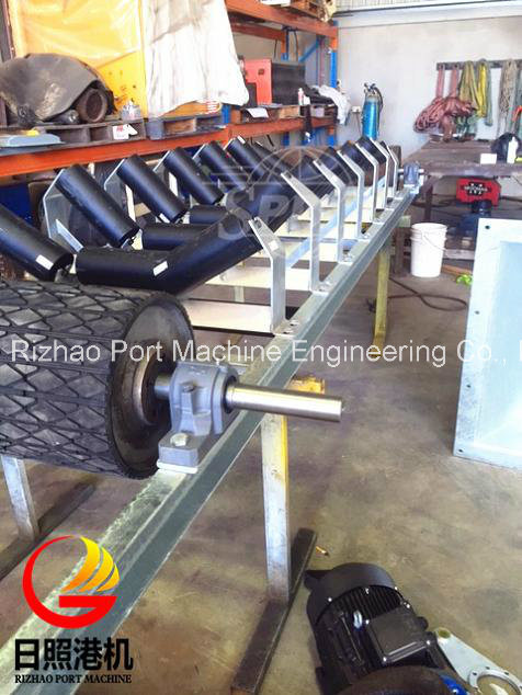 SPD 600mm Belt Width Steel Roller, Conveyor Roller for Australia Market