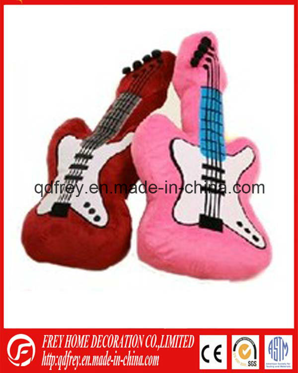 New Plush Stuffed Guitar Toy for Baby