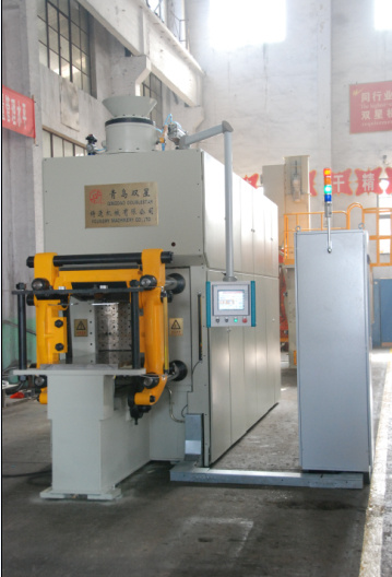 Green Sand Automatic Foundry Casting Molding Moulding Machine