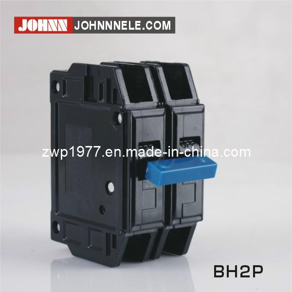 Bh Miniature Circuit Breaker (BH 2P 15A)