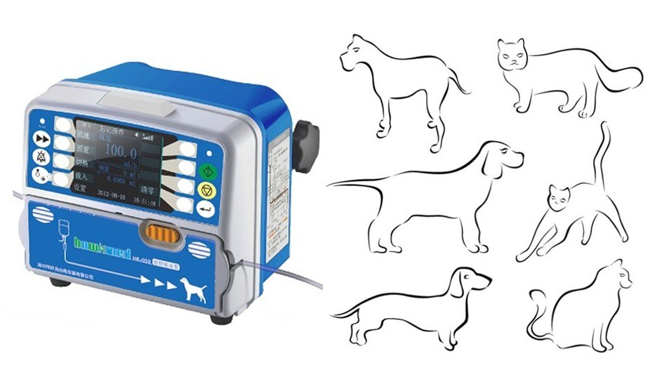 Large Animal Infusion Pump