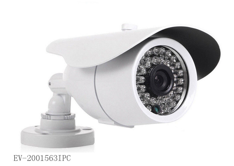 1080P IR IP Security Cameras Bullet P2p Embedded Rtos Design