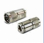Belden 9913 Coaxial Connectors with N Plug Clamp