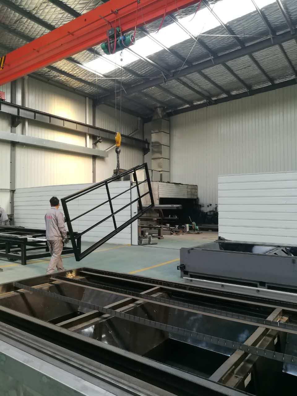 1000W-3000W Metal Fiber Laser Cutting Machine