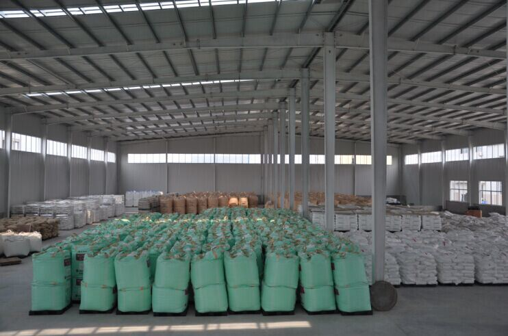Solid Saturated Polyester Resin for Powder Coatings