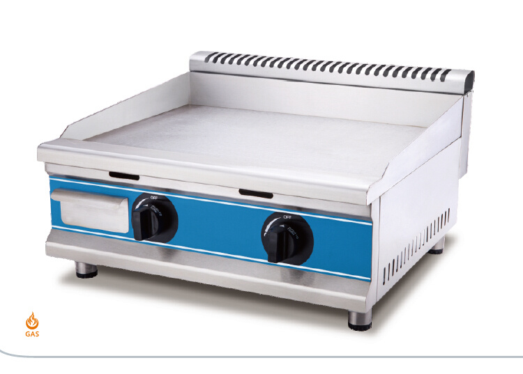 Gas and Electric Griddle for Commercial Kitchen