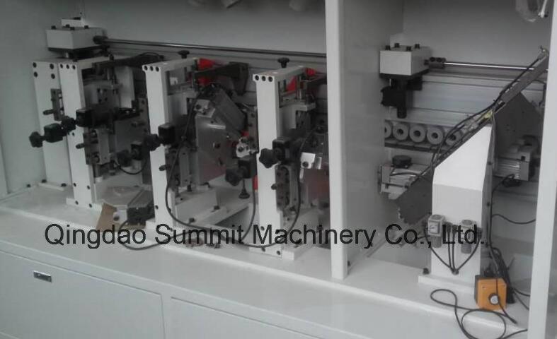 Woodworking Edge Banding Machine PVC Sealing Machine Edge Bander Mf368