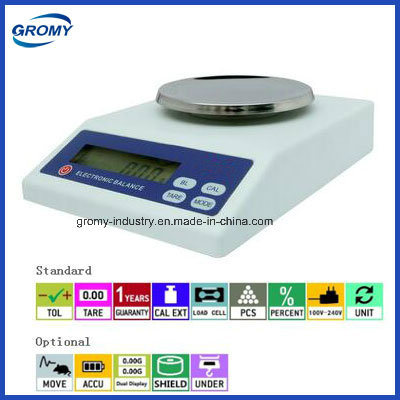 Electronic Weighing Balance Precision Balance 0.01g
