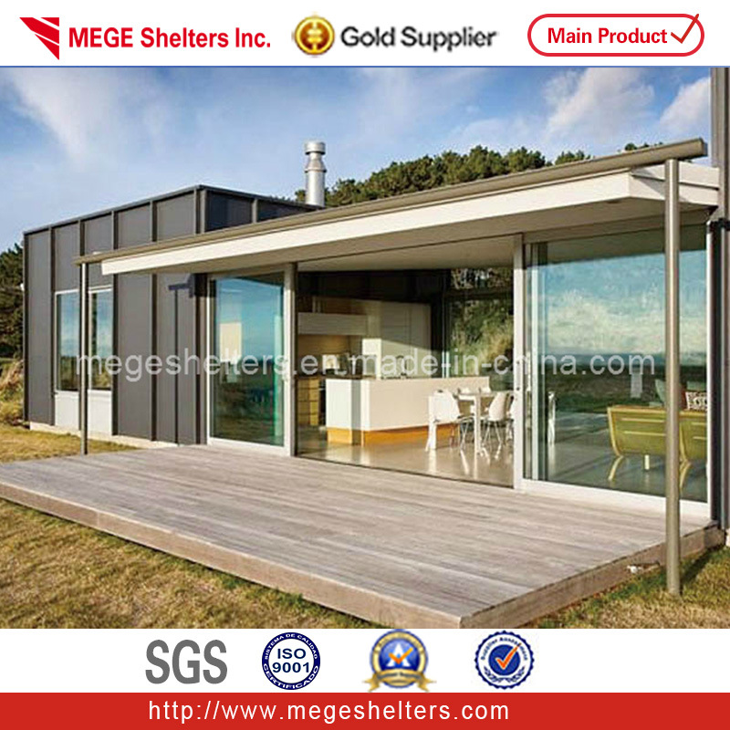 China ISO Certificated Prefabricated Container House as Beach Villa ...