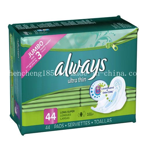 Always Infinity Extreme Ultra-Thin Sanitary Napkins Daily 44 72