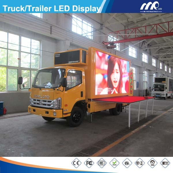 High Resolutin Digital Mobile LED Display/LED Moving Sign