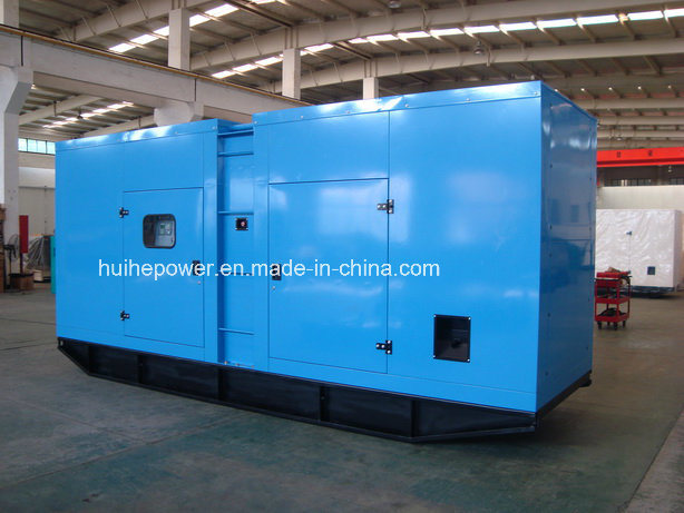 625kVA Volvo Diesel Generator with Enclosure