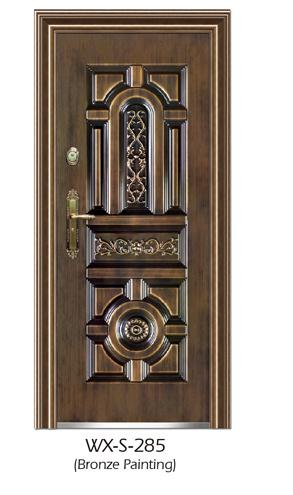 Competitive Interior or Exterior Steel Security Door