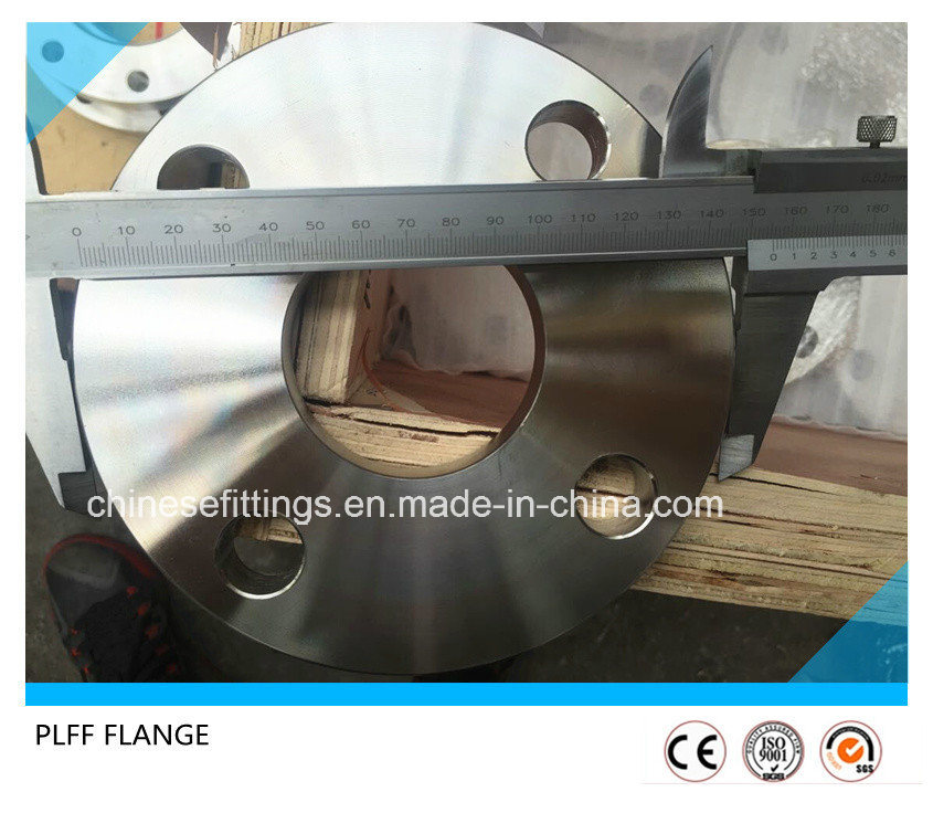 Ss304 Ss316 Forged JIS Stainless Steel Sop FF 10k Flanges