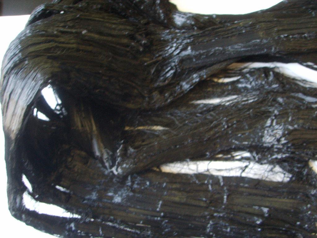 3D Black Virgin Nylon 66 Tow