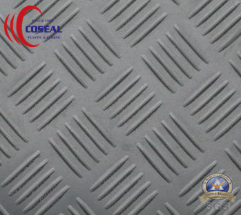 Five Colors of Cr (Neoprene) Rubber Mat for Flooring