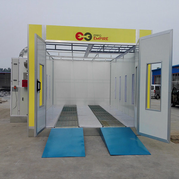 Yantai Empire Machine Auto Paint Room Car Spray Booth
