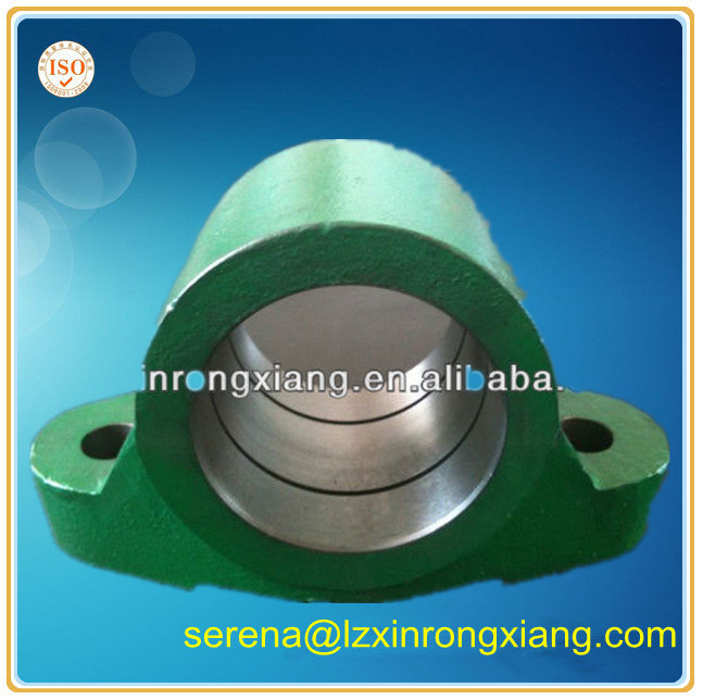 Cast Base Cover Housing Seat Casting Base