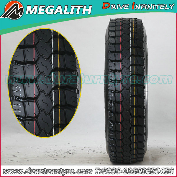 High Quality Light Truck Tires (215/75R17.5, 225/70R19.5, 235/75R17.5)