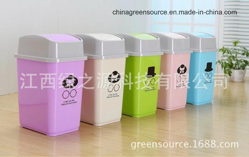 Greensource, 2017hot Sale Heat Transfer Film for Mini Garbage Can, Heat Trtansfer Film for Plastics