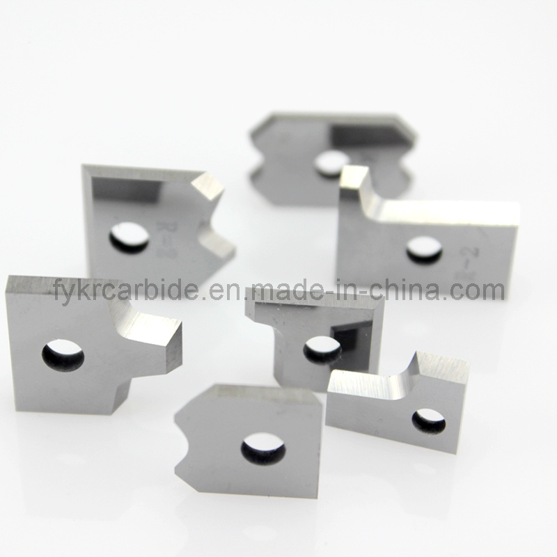Tungsten Carbide Tools Profile & Edge Banding Insert