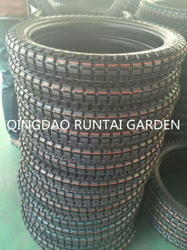 DOT/ISO/CCC Top Quality off Road Tyre Motorcycle Tire (250-17, 275-17, 300-17, 300-18)