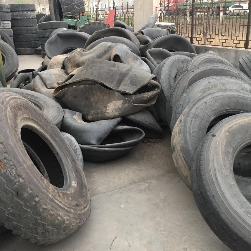 Very Environmental Friendly Waste Rubber Distillation Equipment