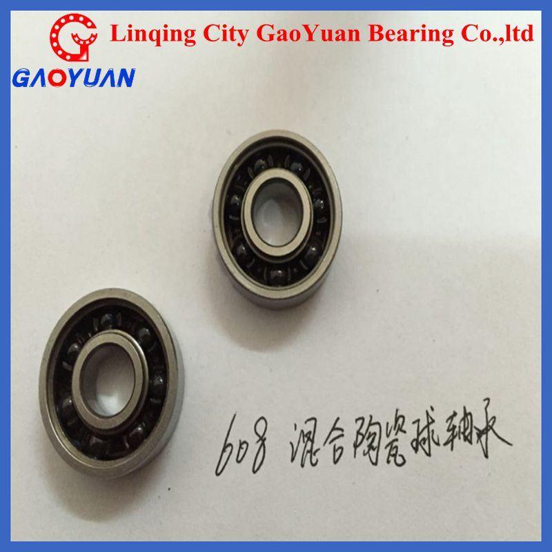(608 608ZZ 608-2RS) Original Packing SKF NSK NTN Ceramic Deep Groove Ball Bearing
