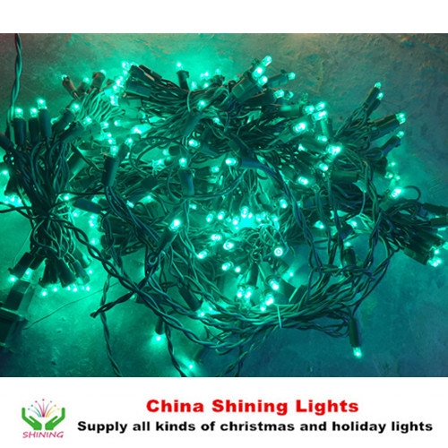 UL Standard Outdoor Waterproof LED Curtain Lights Christmas Holiday Decoration