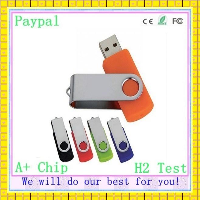 Full Capacity Swivel USB Memory Stick (GC-YM-001)