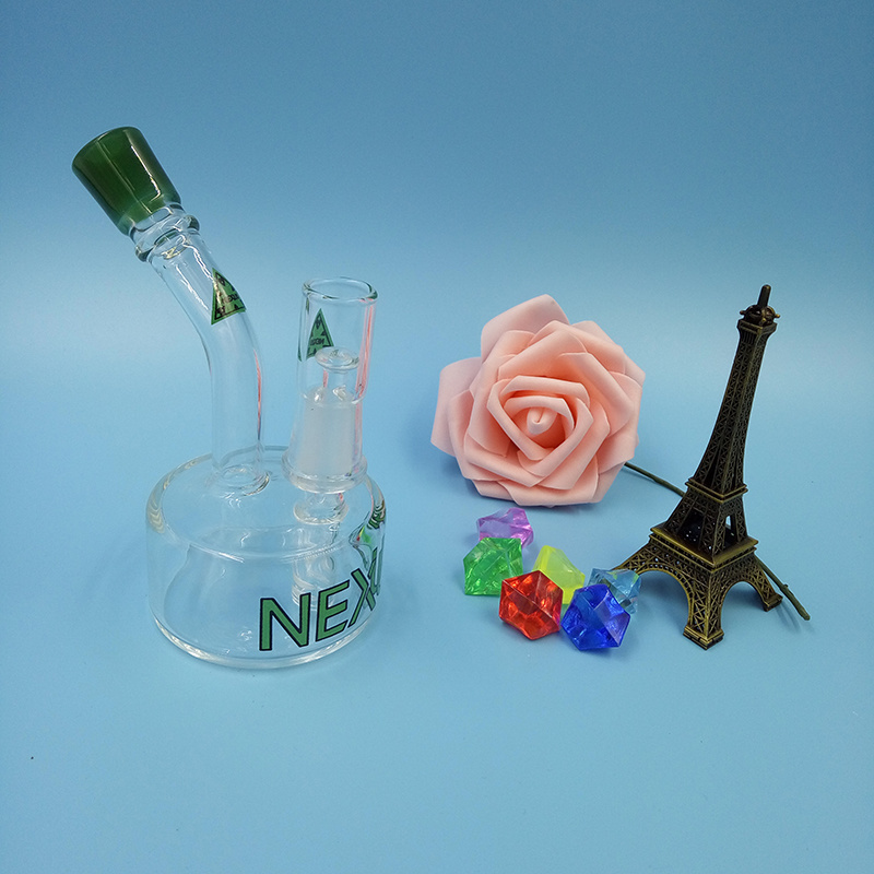 Hot Glass Oil Rigs Dabber for Smoking