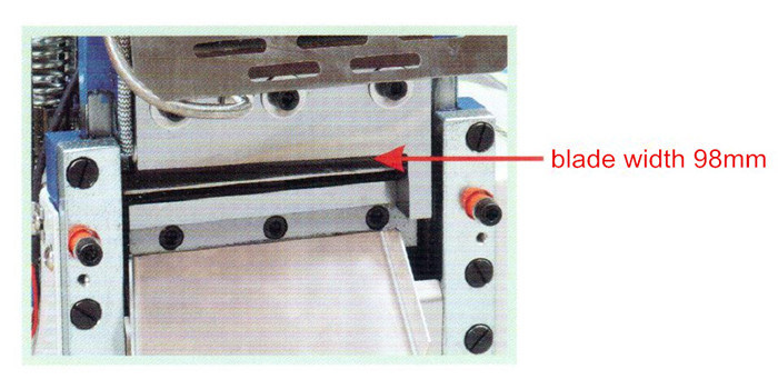 Ultrasonic Woven Elastic Trademark Cutting Machine