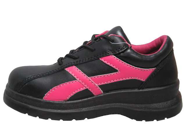 Nice Looking Lady Safety Shoes (GSI-638)