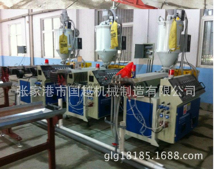PA66GF25breaking Polyamide Tape Extrusion Machine