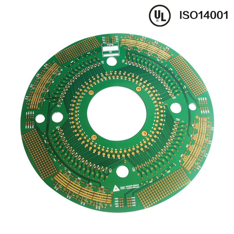 UL E253641 2L&Multilayer Printed Circuit Board PCB