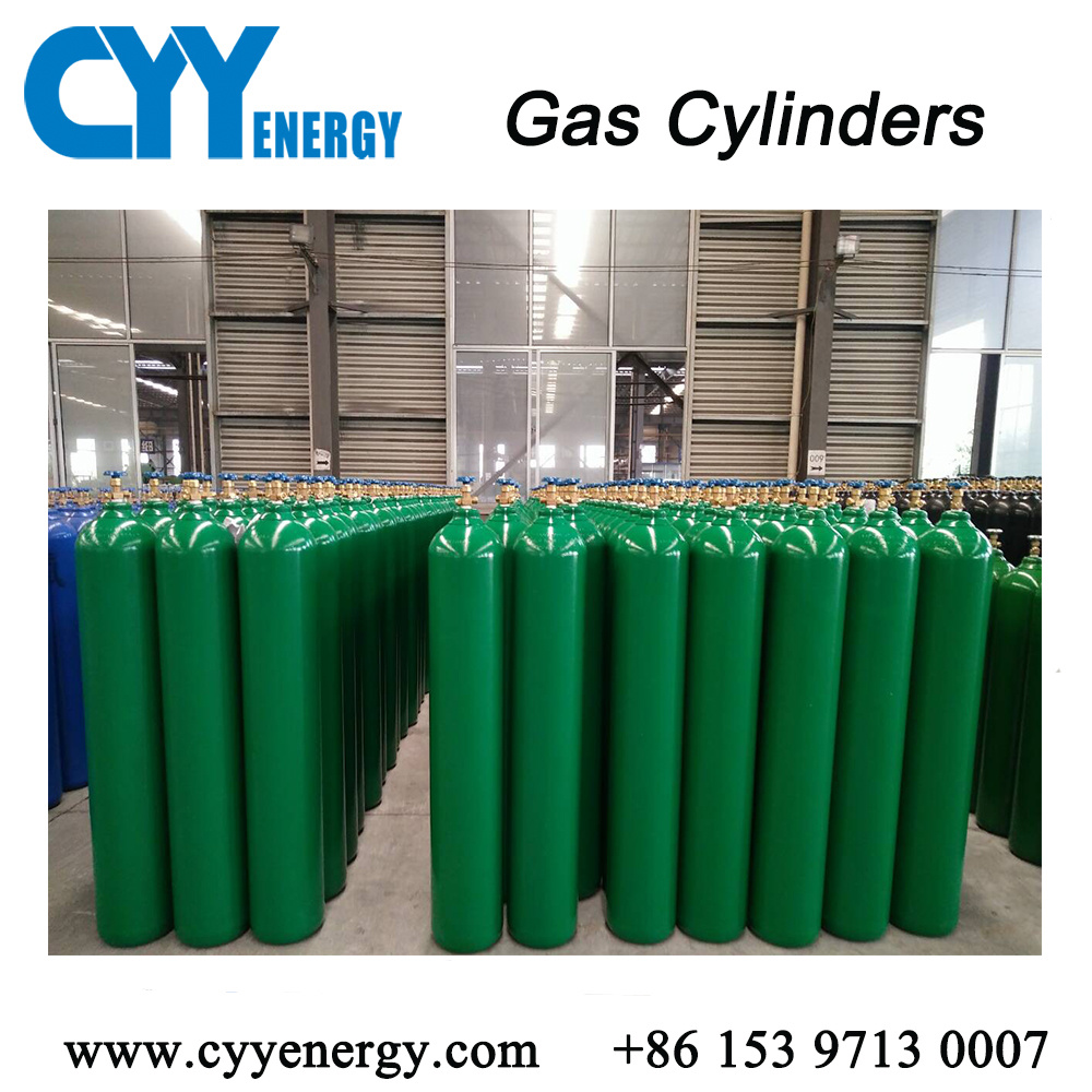 40L China Factory Cheap Price Steel Oxygen Cylinder