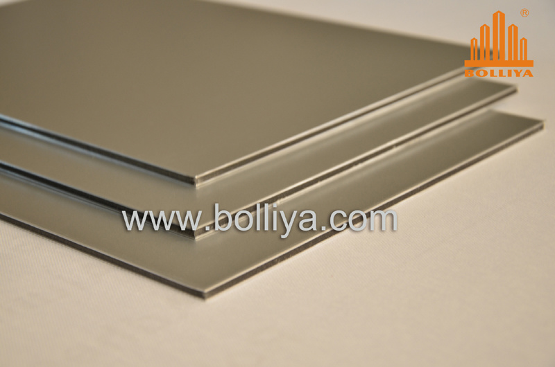 PE Feve Coating Polyester Aluminium Sign Sheet for Advertisement
