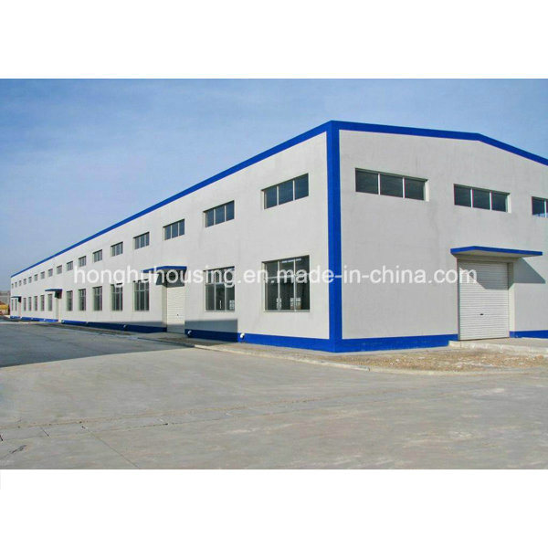 Stable and Recycle Warehouse with ISO Certification