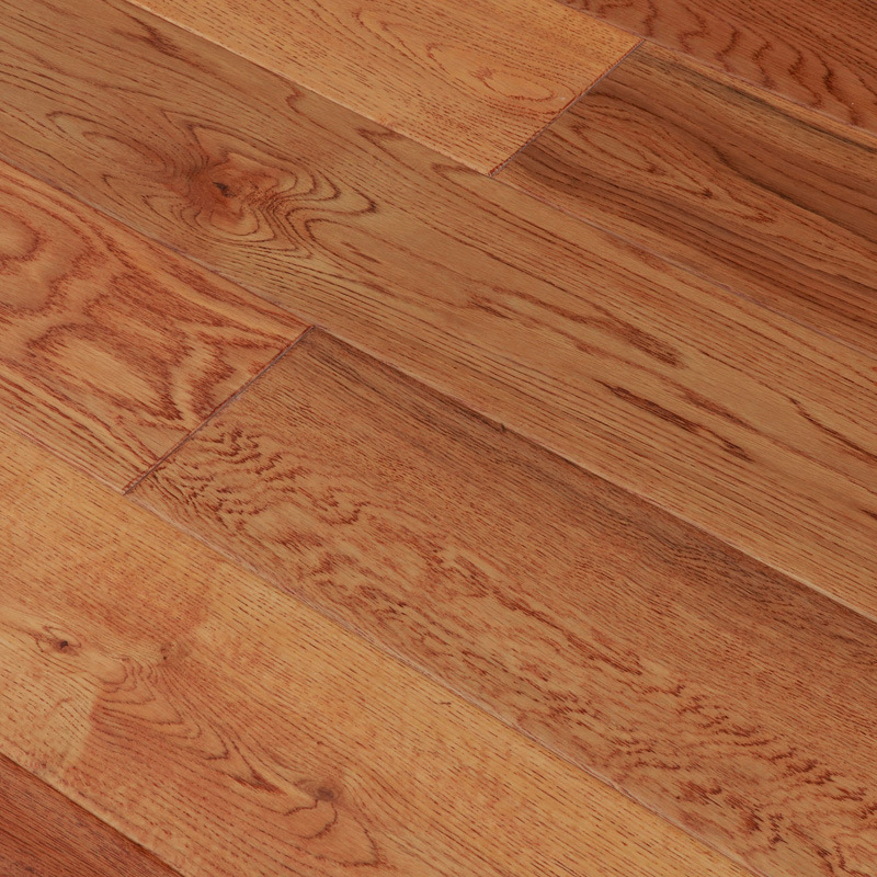 Oak Engineered Flooring with Unilin Clic UV