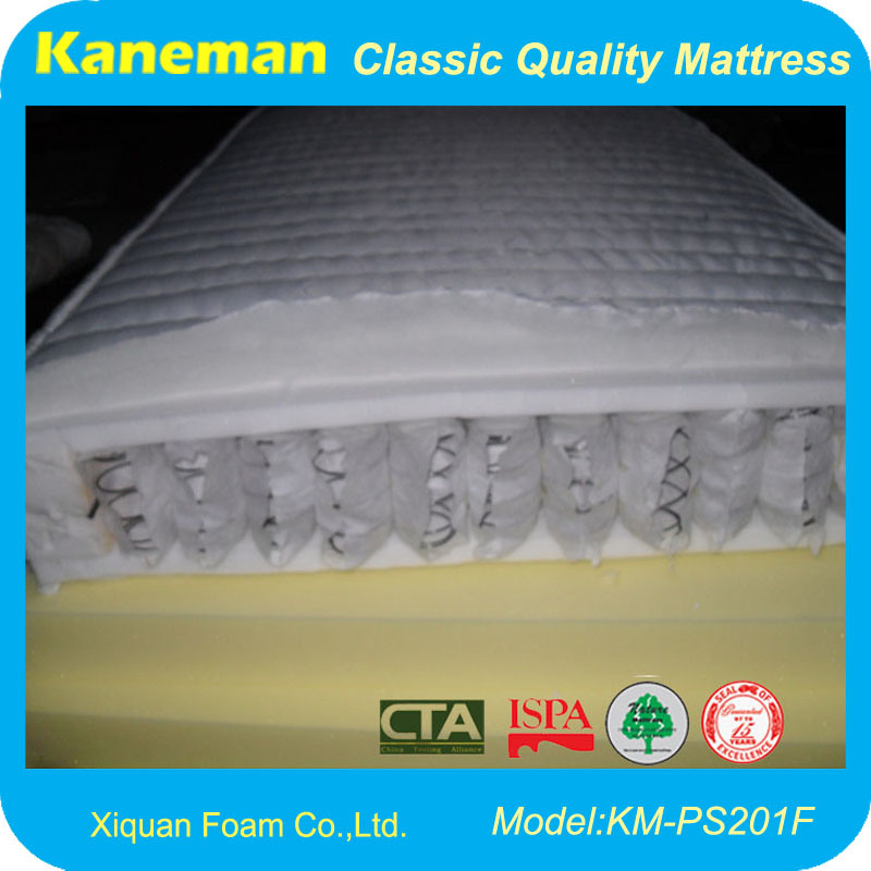 Compressed Spring Mattress (KM-PS201F)