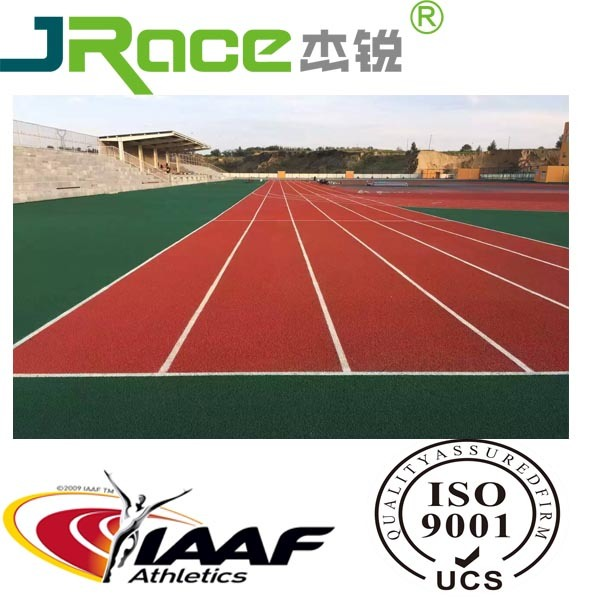 Sport Stadium Sandwiched Running Track/Runway/Athletic Track/Racetrack