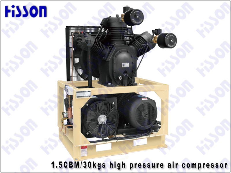 Piston Type High Pressure Air Compressor for Pet Bottle Blowing