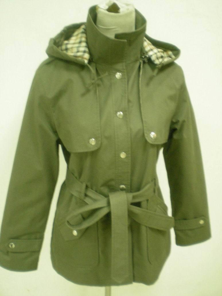 Dust Coat/Fashion Coat/Women's Clothing